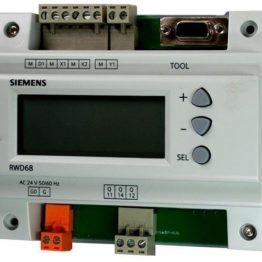 Siemens Universal Controller RWD62